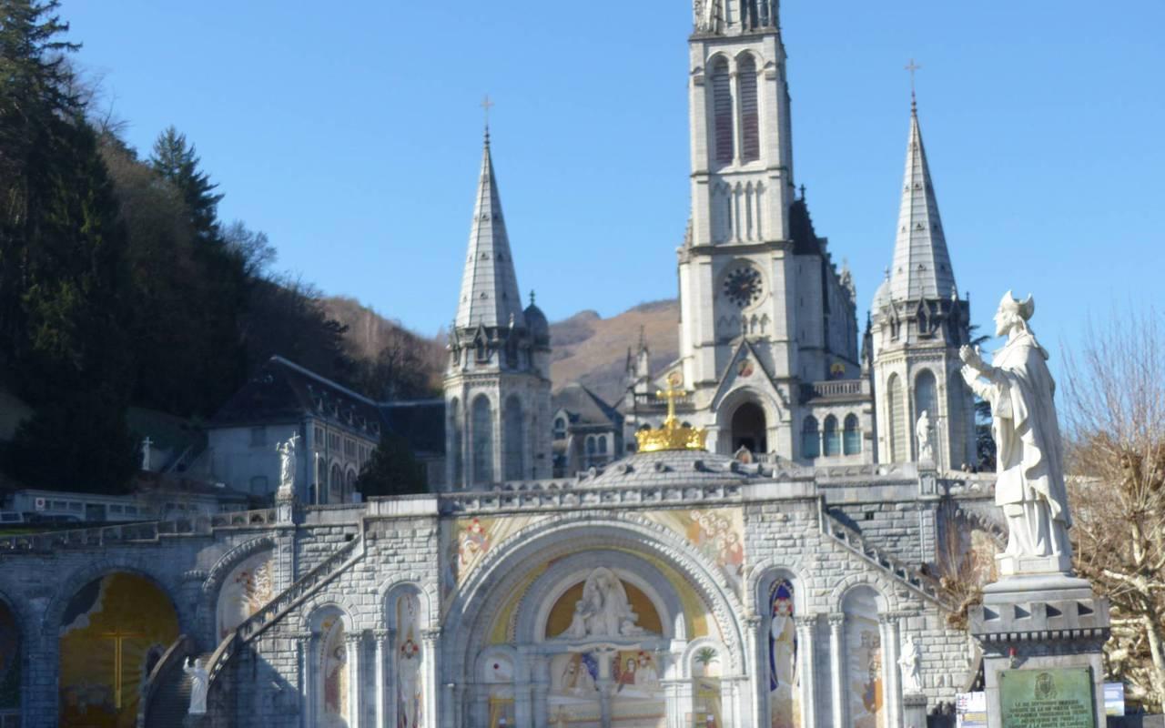 Sanctuary, Lourdes activities, Hôtels Vinuales