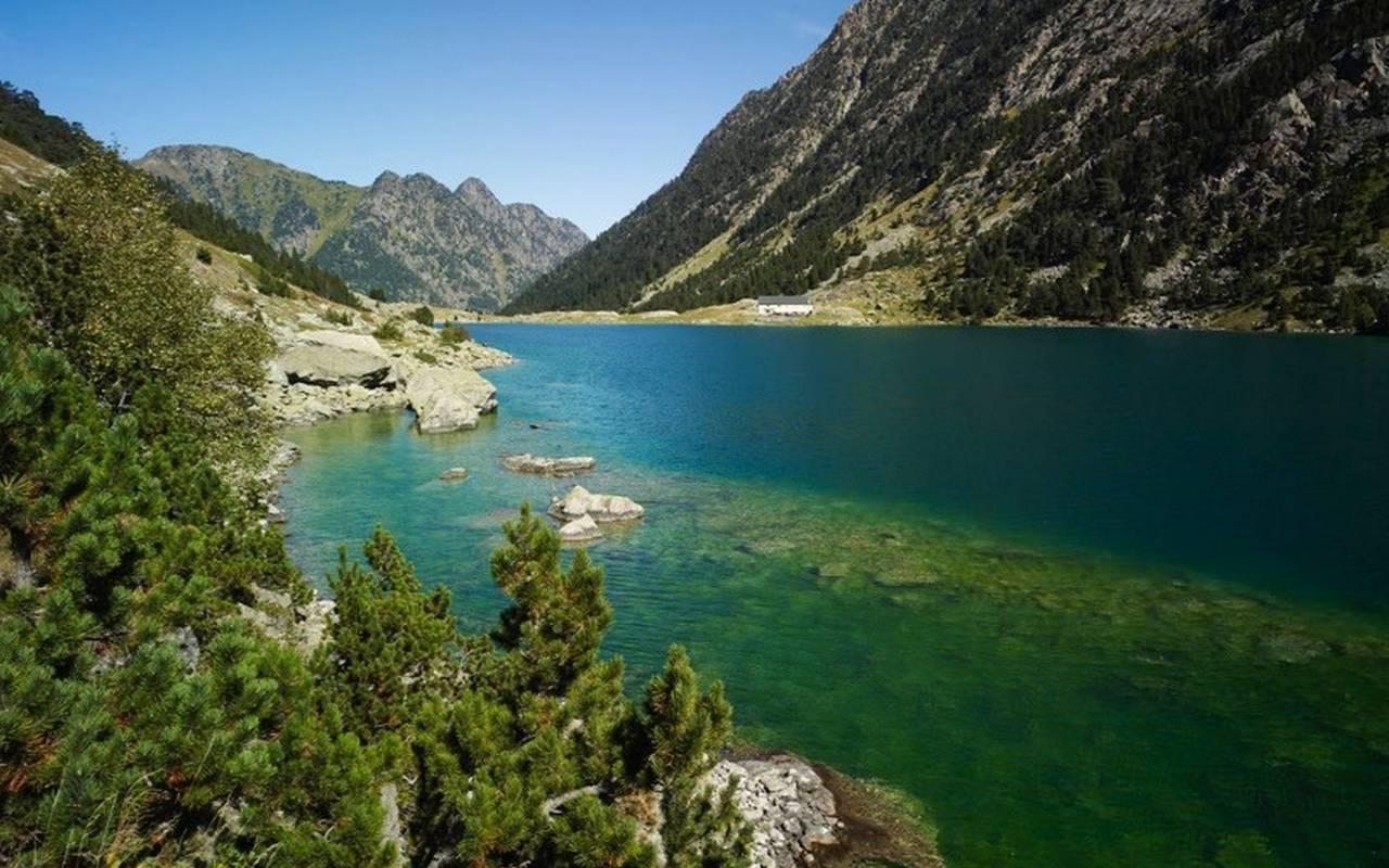 Lac, séjour montagne Pyrénées, Hôtels Vinuales